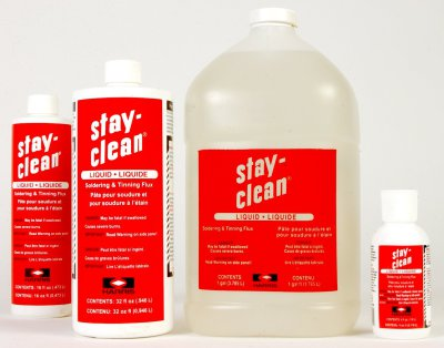 Stay Clean Flux