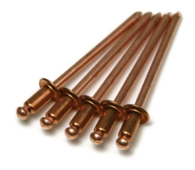 Copper/Copper Plated Steel Mandrel